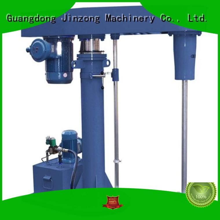 Jinzong Machinery multifunctional chemical reactor online