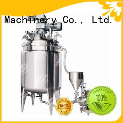 Jinzong Machinery jr liquid detergent mixer for sale for reaction
