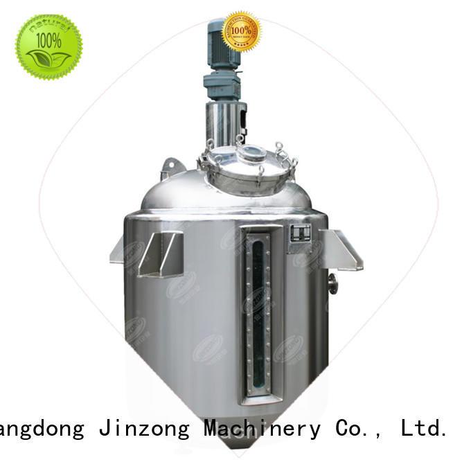 Jinzong Machinery series surplus pharmaceutical equipment online for food industries