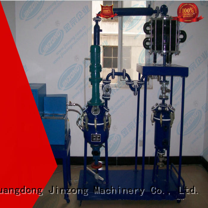 multifunctional chemical equipment supply Chinese for chemical industry Jinzong Machinery