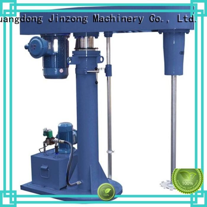 Jinzong Machinery reactor chemical reactor manufacturer