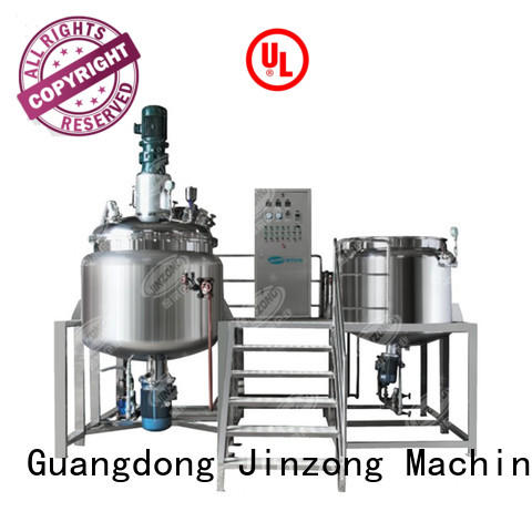 Jinzong Machinery best sale disinfectant mixing tank online for food industries