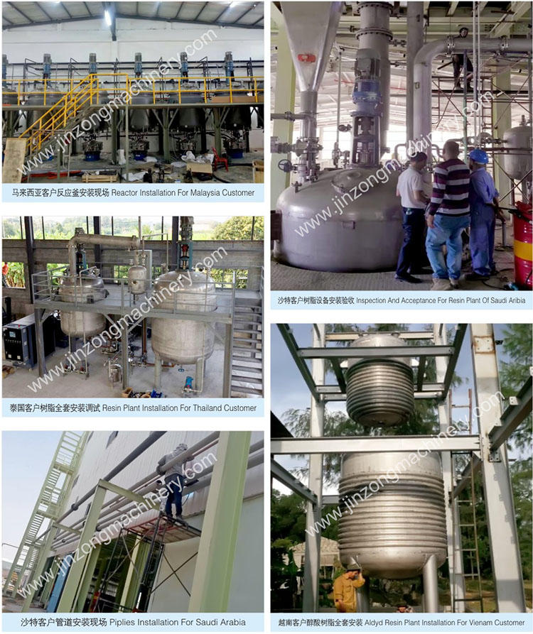 multifunctional chemical equipment supply Chinese for chemical industry Jinzong Machinery-2