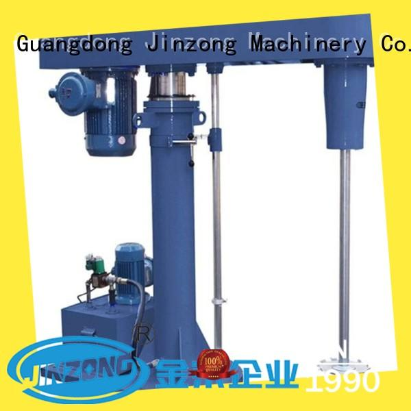 chemical laboratory reactor customized for distillation Jinzong Machinery