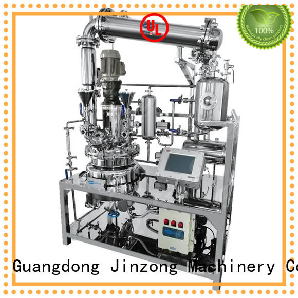 Jinzong Machinery good quality pharmaceutical machinery equipment supplier for reflux