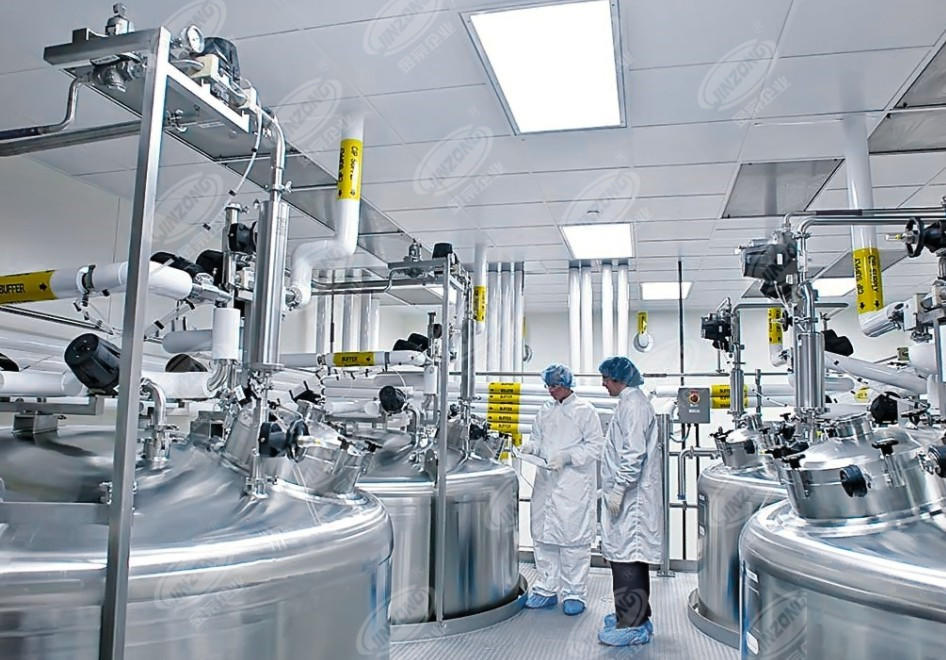 Jinzong Machinery accurate equipment in pharmaceutical industry for sale for reflux-1