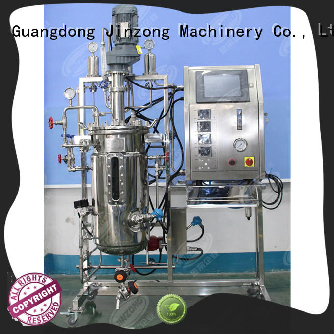 Jinzong Machinery jrf pharmaceutical machinery series for reaction