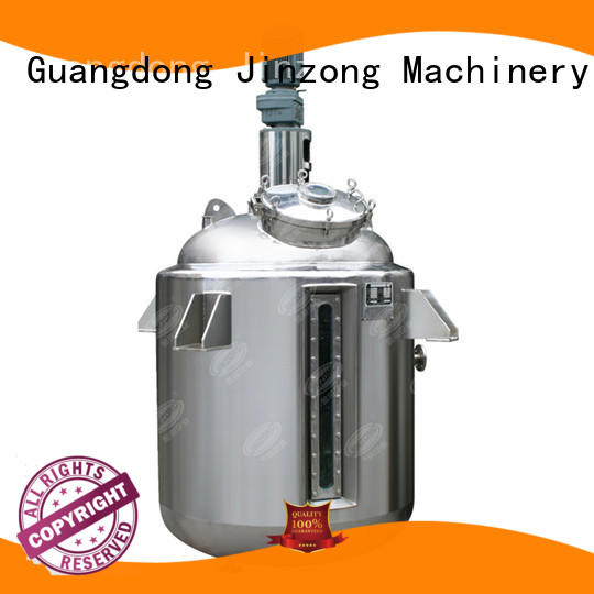Jinzong Machinery making water tank treatment for sale for reflux