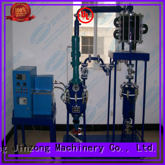Jinzong Machinery product what is reactor manufacturer for The construction industry