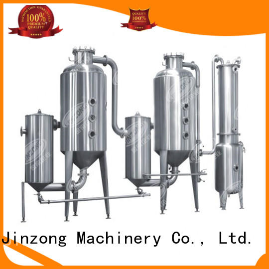 Jinzong Machinery pharmaceutical extraction machine for sale for reaction
