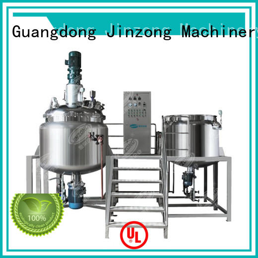 Jinzong Machinery best sale Ointment Making Machine series for food industries